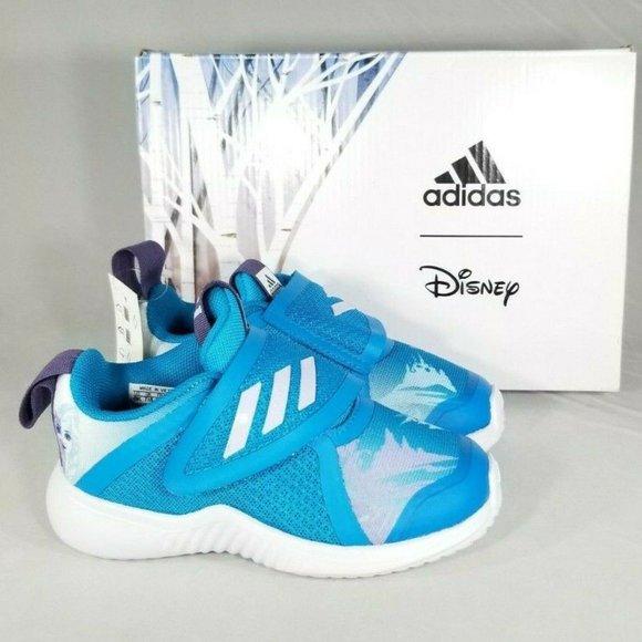 Adidas Forta Run X Disney Frozen CF Toddler Girls Athletic Shoes Running Sneaker